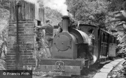 Tallyllyn Railway c.1951, Abergynolwyn