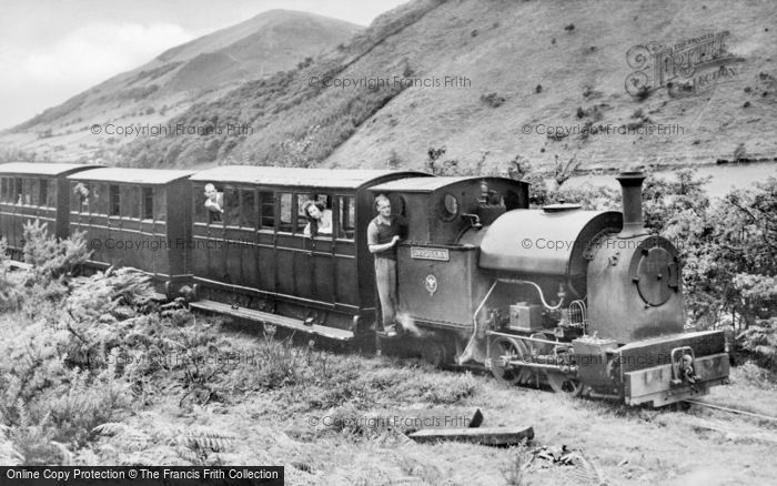 Photo of Abergynolwyn, Tallyllyn Railway c.1951