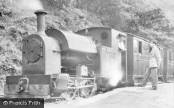 Abergynolwyn, Tallyllyn Railway c.1951