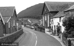The Cader Cafe 1961, Abergynolwyn