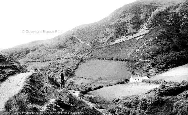 Photo of Abergynolwyn, The Dysynni Valley 1895