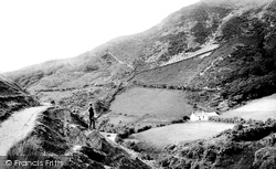 The Dysynni Valley 1895, Abergynolwyn