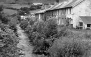 Abergynolwyn, The  River 1968