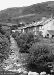 Abergynolwyn, The  River 1968