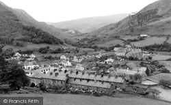 The Village 1968, Abergynolwyn