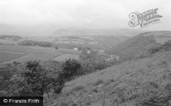 Aberhosan, General View 1968