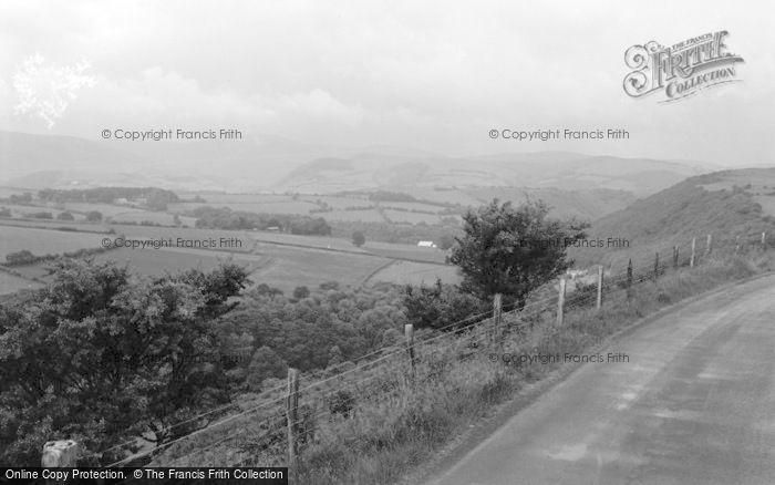 Photo of Aberhosan, General View 1968