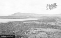 Aberhosan, Glaslyn Lake 1953