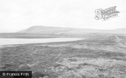 Aberhosan, Glaslyn Lake 1953
