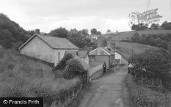 Aberhosan, The Village 1968