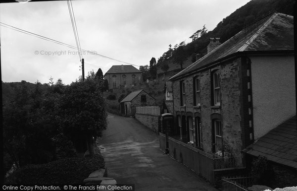 Aberhosan, The Village 1968