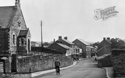 Aberkenfig, Bridgend Road c.1955