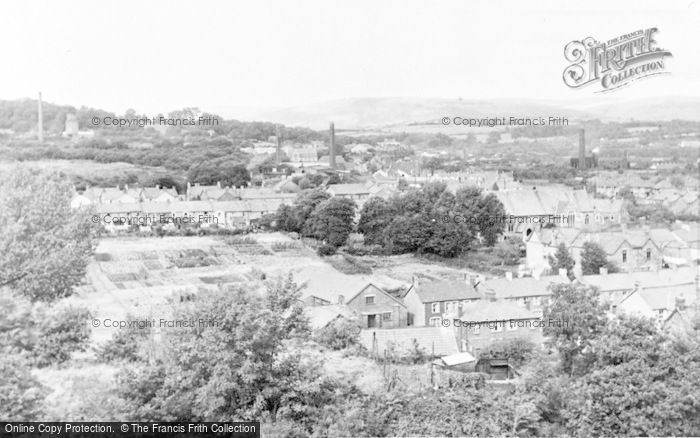 Photo of Aberkenfig, General View c.1955