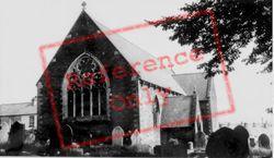 Aberkenfig, The Church c.1965