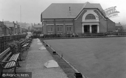 Aberkenfig, Welfare Hall And Bowling Green 1938
