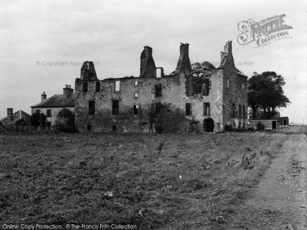 Photo of Aberlady, Ballencrieff House 1954