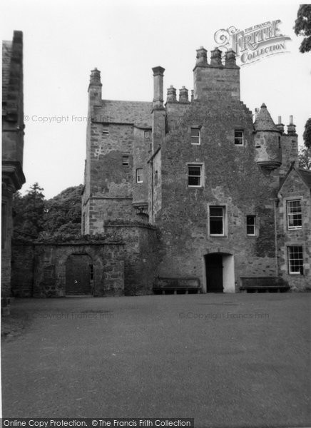 Photo of Aberlady, Luffness  House 1961