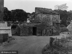 Aberlady, Redhouse Doocot 1953