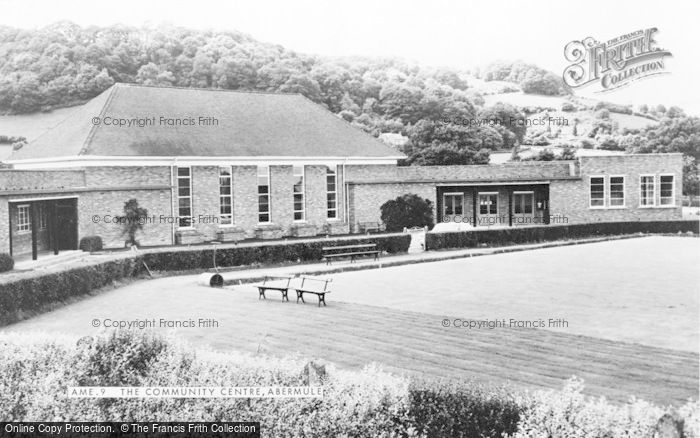 Photo of Abermule, The Community Centre c.1965