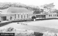 Abermule, The Community Centre c.1965
