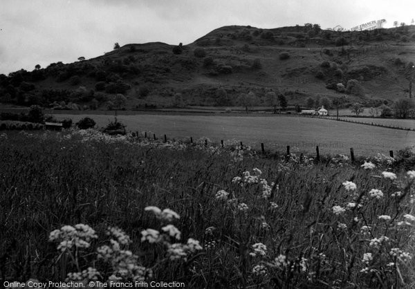 Photo of Abernethy, Castle Law 1952