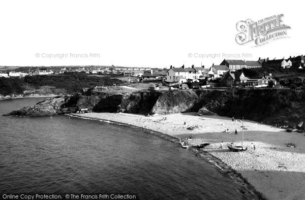 Photo of Aberporth, Bay c.1960