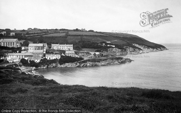 Photo of Aberporth, c.1935