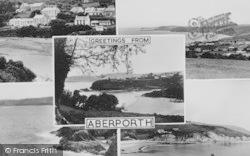 Aberporth, Composite c.1955