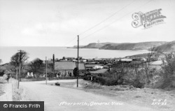 Aberporth, General View c.1950