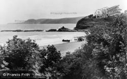 Aberporth, The Bay c.1955
