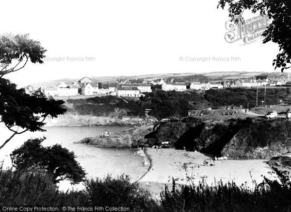 Photo of Aberporth, The Bay c.1960