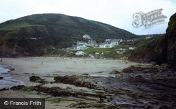 Aberporth, The Beach 1979