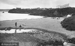 Aberporth, The Beach c.1935