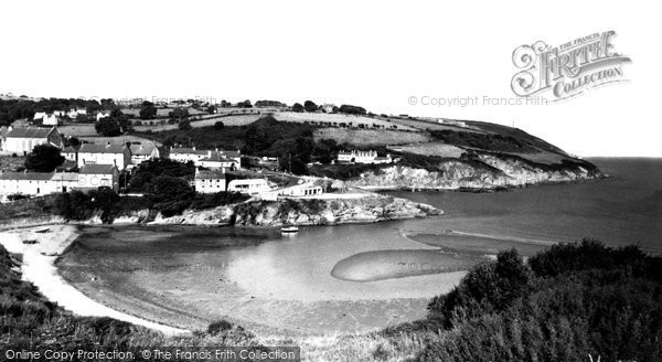 Photo of Aberporth, The Beaches c.1960