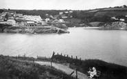 Aberporth, The Harbour c.1935