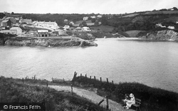 Aberporth, The Harbour c.1935
