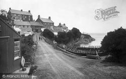 Aberporth, Village c.1935