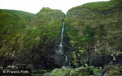 Aberporth, Waterfall 1979
