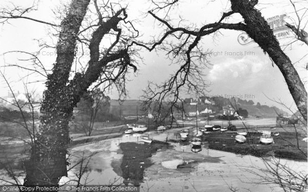 Photo of Abersoch, A Peep Through The Trees c.1936