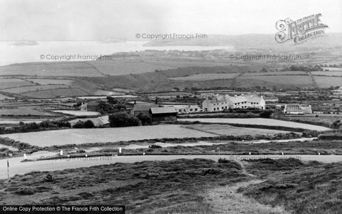 Photo of Abersoch, And St Tudwal's Island c.1955