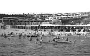 Abersoch, Bathing Time c.1935