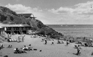 Abersoch, Borth Fawr Beach c.1960