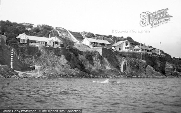 Photo of Abersoch, Bungalows On Bennar Headland 1936