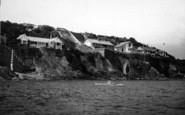 Abersoch, Bungalows On Bennar Headland 1936