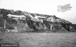 Abersoch, Bungalows On Bennar Headland 1936