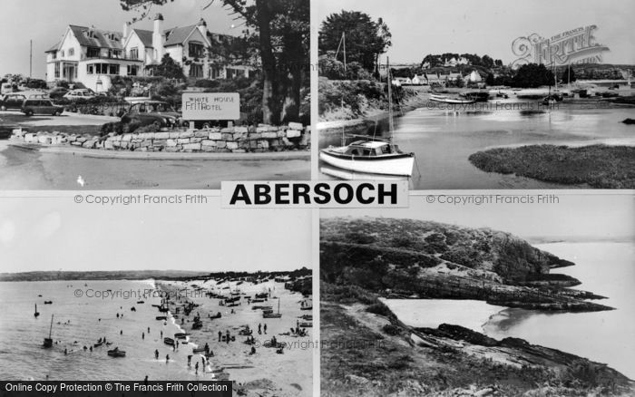 Photo of Abersoch, Composite c.1960