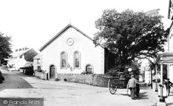 Abersoch, Congregational Church 1901
