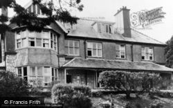 Abersoch, Craig-Y-Mor Hotel c.1955