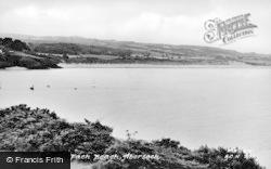 Abersoch, Fach Beach c.1950