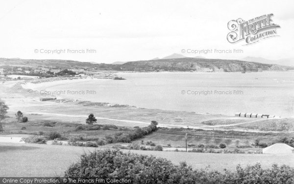 Photo of Abersoch, From Bwlchtocyn c.1936